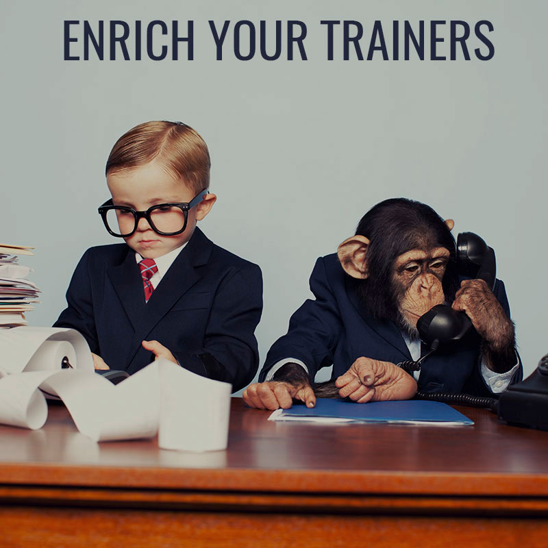 enRich Your Trainers Online Course | enRich Your Results Training and Development