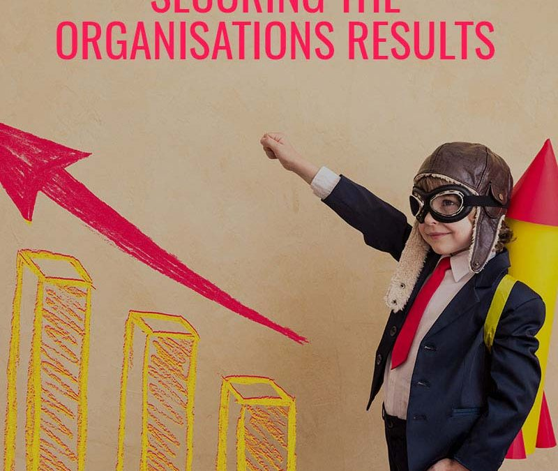 SECURING THE ORGANISATIONS RESULTS